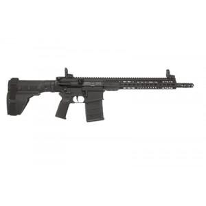 """Armalite AR10 7.62 NATO 20+1 13.5"""" Pistol in Black - AR10P13"""