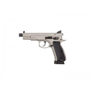 "CZ 75 B Omega 9mm 19+1 4.7"" Pistol in Urban Grey (Suppressor Ready) - 91235"