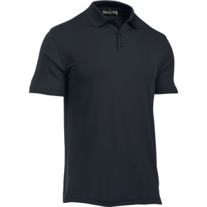 Under Armour Performance Men's Short Sleeve Polo in Dark Navy - 2X-Large