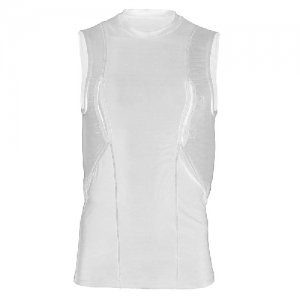 5.11 Tactical Sleeveless Men's Holster Shirt in White - 2X-Large