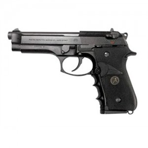 Pachmayr Signature Finger Grooved Grips For Beretta 92FS 02500