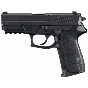"Sig Sauer SP2022 Full Size MA Compliant .40 S&W 10+1 3.9"" Pistol in Black Nitron (SIGLITE Night Sights) - SP2022M40BSS"