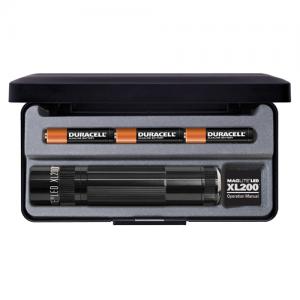 "MagLite XL200 Flashlight in Black (8.86"") - XL200-S3017"