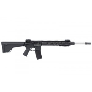 """DPMS Panther Arms TPR (Tactical Precision) Enhanced .223 Remington/5.56 NATO 30-Round 20"""" Semi-Automatic Rifle in Black - 60546"""