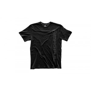 Magpul Industries Vertical Logo Men's T-Shirt in Black - X-Large