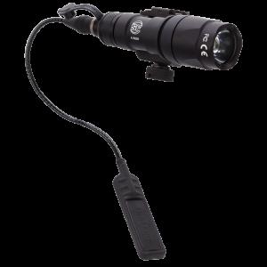 Surefire M300ABK M300A Mini Scout Light LED WeaponLight 3V 110 Lumens Black Alum
