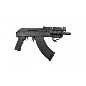 """I. O. Inc. Nano 7.62x38mm Nagant 30+1 5"""" AK Pistol in Black (AK ) - NANO5001"""