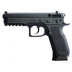 "CZ 75 SP-01 9mm 18+1 4.7"" Pistol in Black (Phantom) - 91158"