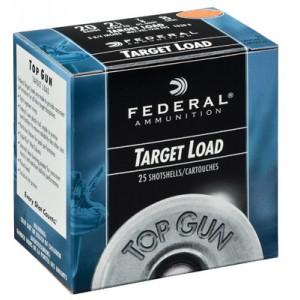 "Federal Cartridge Top Gun Target .20 Gauge (2.75"") 5 Shot Lead (250-Rounds) - TG2075"