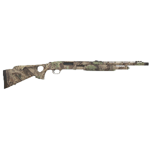 """Mossberg 500 Turkey .12 Gauge (3"""") 5-Round Pump Action Shotgun with 20"""" Barrel - 57720"""
