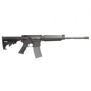 "Smith & Wesson M&P 15 .223 Remington/5.56 NATO 30-Round 16"" Semi-Automatic Rifle in Black - 811003"