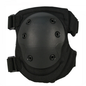 TACTICAL KNEE PADS BLACK  Tactical Kneepads V2 Black New dual injection-molded flex cap design allows maximum flexibility for ease of movement and comfortMinimizes gap between the bottom of the cap and nylon carrier when flexed Padded side extensions for