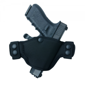 Evader Holster Model 4584 Gun FIt: 14 / COLT / Commander, Government, 1911, Officers' ACP 14 / KIMBER / Custom II 14 / PARA ORDNANCE / P14 LDA, P16 LDA, P18 LDA 14 / S&W / 1911 14 / SPRINGFIELD / 1911-A1 Hand: Right Hand - 23902