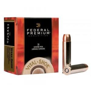 Federal Cartridge Vital-Shok .41 Remington Magnum Medium Game, 210 Grain (20 Rounds) - P41SA