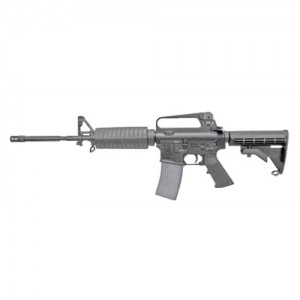 "Olympic Arms K3BM4 .223 Remington/5.56 NATO 30-Round 16"" Semi-Automatic Rifle in Black - K3BM4"