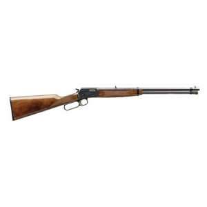 """Browning BL-22 Grade I & II .22 Long Rifle 15-Round 20"""" Lever Action Rifle in Blued - 24101103"""