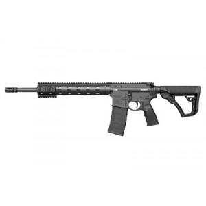 """Daniel Defense V7 .223 Remington/5.56 NATO 30-Round 16"""" Semi-Automatic Rifle in Black - 02-128-16178-047"""