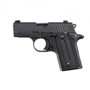 "Sig Sauer P238 Micro-Compact .380 ACP 6+1 2.7"" Pistol in Black Nitron (No Manual) - 238380B"