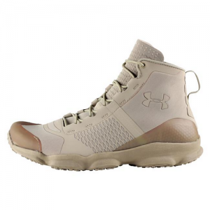 UA Speedfit Hike Mid Boot Color: Desert Sand Size: 12.5