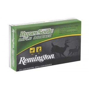Remington Core-Lokt HyperSonic Rifle Bonded .30-06 Springfield PSP Interlock Boat Tail, 150 Grain (20 Rounds) - PRH3006A