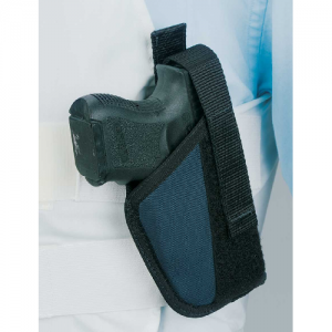 Desantis Gunhide N.Y.C. Right-Hand Vest Holster for Glock 26 in Navy Blue - N82AJE1Z0