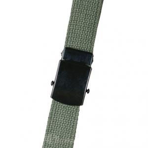 5ive Star Gear Web Belt in Od Green/Black