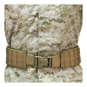 """Blackhawk Padded Patrol Belt & Pad in Tan - Small (37"""" - 43"""")"""