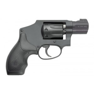 "Smith & Wesson 43 Compact .22 Long Rifle 8-Shot 1.875"" Revolver in Fired Case/Black - 103043"