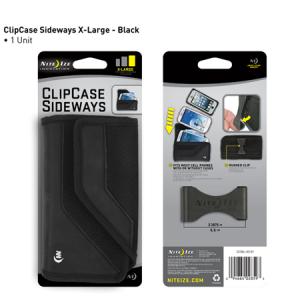 Clip Case Cargo Sideways Extra Large Black