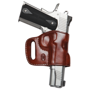 "El Paso Saddlery CEG42RR Combat Express Glock 42 3.25"" Barrel Leather Russet - CEG42RR"
