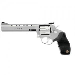 """Taurus 991 .22 Winchester Magnum 9-Shot 6.5"""" Revolver in Blued - 2991061"""