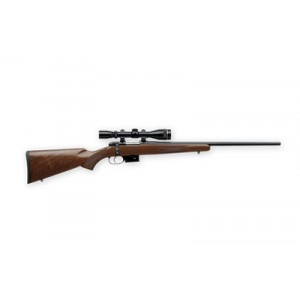 """CZ 527 .223 Remington/5.56 NATO 5-Round 21.9"""" Bolt Action Rifle in Blued - 03019"""