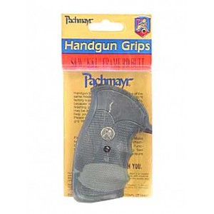 Pachmayr Gripper Grips For Smith & Wesson K/L Frame Round Butt 03266