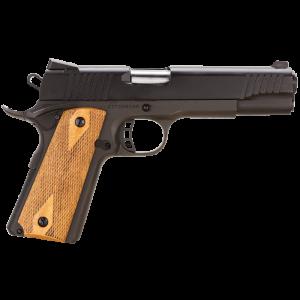 "Citadel 1911 9mm 8+1 5"" 1911 in Matte Black (Full) - CIT9MMFSP"