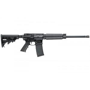 "Smith & Wesson M&p 15, Sport Ii, Optics Ready, Semi-automatic, Ar, 556nato, 16"" Barrel, Black Finish, Black Collapsible Stock, 1 Mag, 30rd, Flattop 10159"
