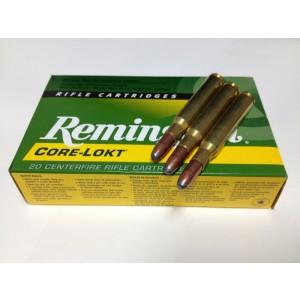 Remington .30-06 Springfield Core-Lokt Soft Point, 180 Grain (20 Rounds) - R30064