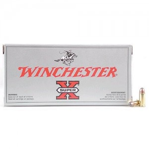 Winchester .45 Winchester Magnum Jacketed Hollow Point, 260 Grain (20 Rounds) - X45WMA