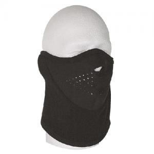 Fleece Flask Mask Color: Black