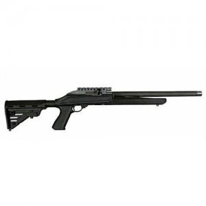 "Magnum Research Magnum Lite Tactical .22 Long Rifle 10-Round 17"" Semi-Automatic Rifle in Black - MLR22TB"