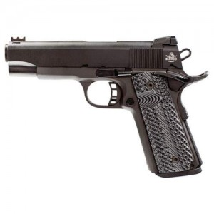 """Rock Island Armory 1911-A1 Tactical II Midsize .40 S&W 8+1 4.25"""" 1911 in Fully Parkerized Frame & Slide - 51724"""