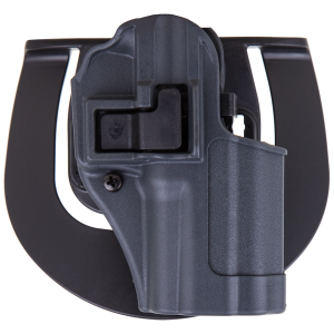 """Blackhawk Serpa Sportster Right-Hand Paddle Holster for Springfield XD in Grey (4.5"""") - 413507BKR"""