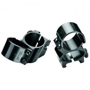 "Weaver 1"" Detachable Extension Rings w/Gloss Black Finish 49512"