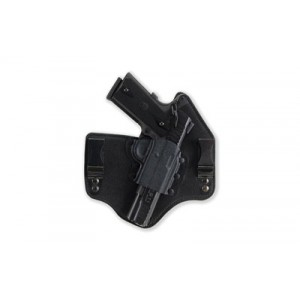 Galco International KingTuk Right-Hand IWB Holster for Sig Sauer P938 in Black Leather Steerhide/Kydex - KT664B