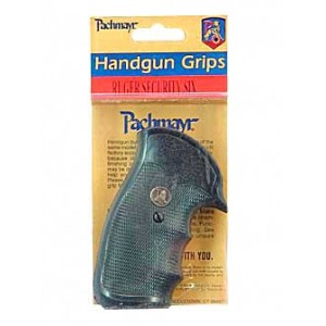Pachmayr Gripper Grips For Ruger Security Six 03175