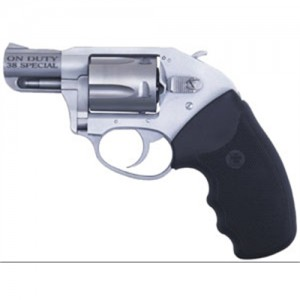 """Charter Arms Undercover .38 Special 5-Shot 2"""" Revolver in Stainless Steel (On Duty) - 53810"""