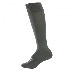 UA Women's HeatGear Uniform Boot Sock Color: Foliage Green Size: