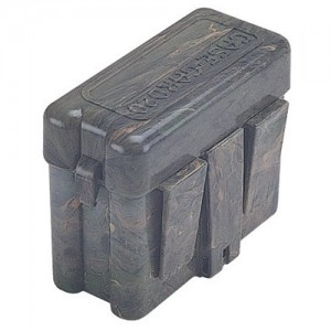 MTM 20 Round Small Green Rifle Belt Ammo Box RS2010