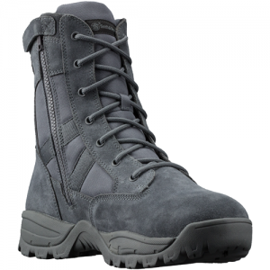 Breach 2.0 Waterproof 9  Side Zip Color: Gunmetal Grey Size: 14 Width: Wide