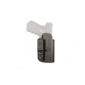 Desantis Gunhide 137 Slim-Tuk Ambidextrous-Hand IWB Holster for Smith & Wesson M&P Shield in Kydex - 137KJ5EZ0