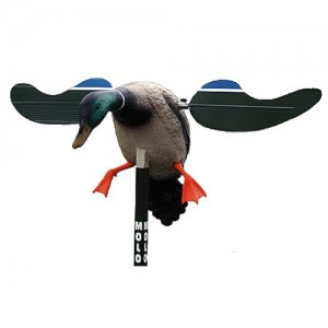 Mojo Baby Mallard Decoy with 6-Volt Rechargeable Battery and Charger HW4401